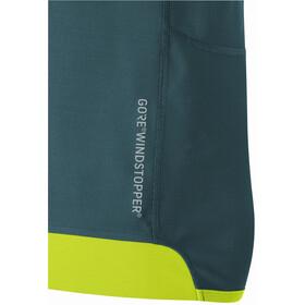 GORE WEAR R3 Partial Gore Windstopper Maillot Hombre, verde